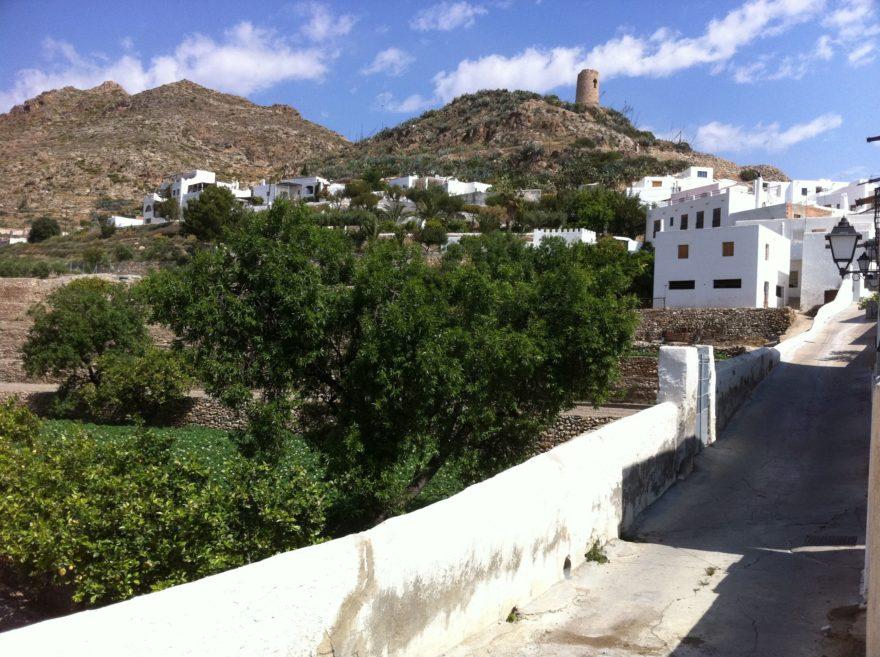 Nijar es uno de los pueblos más bonitos de Almería