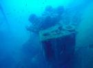 Bucea en Chipre y descubre entre otros los restos del Zenobia