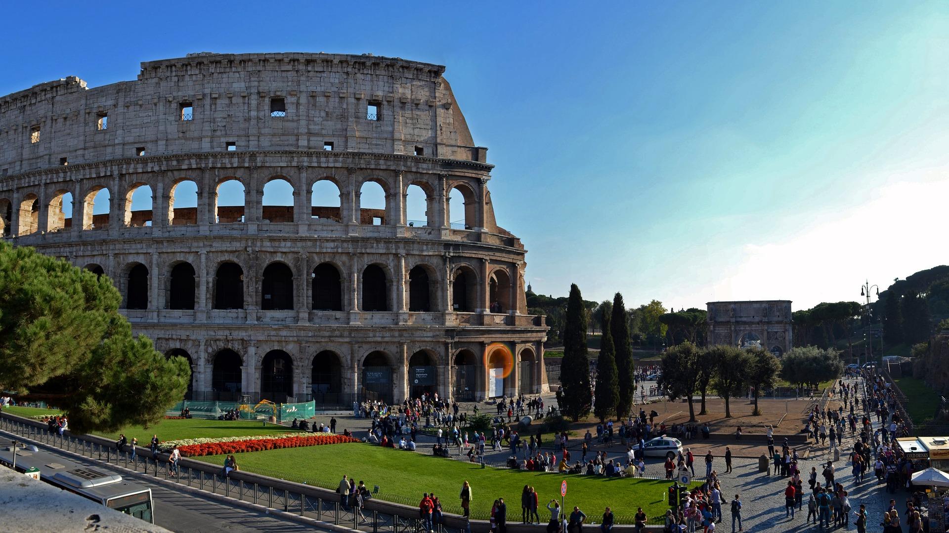 Coliseo Roma Turismo