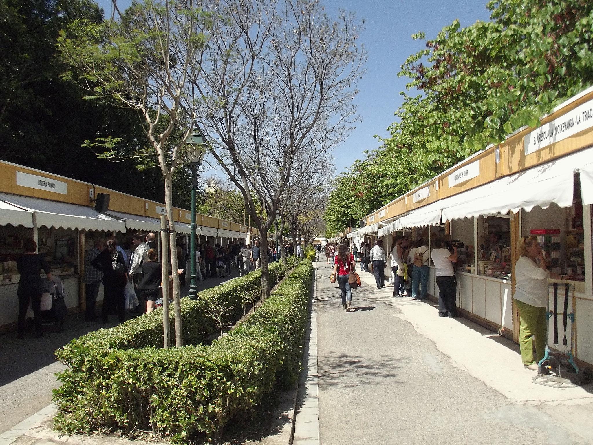Feria Libro Valencia
