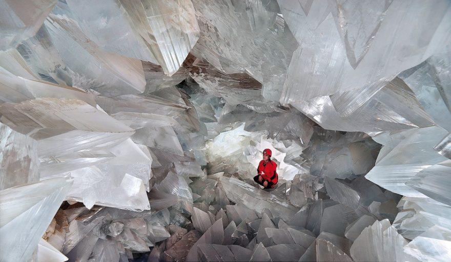 La Geoda de Pulpí es una formación geológica única que encontraréis en este pueblo de Almería