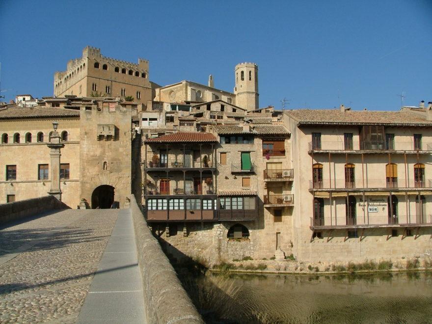 Valderrobres es un pueblo precioso en la provincia de Teruel