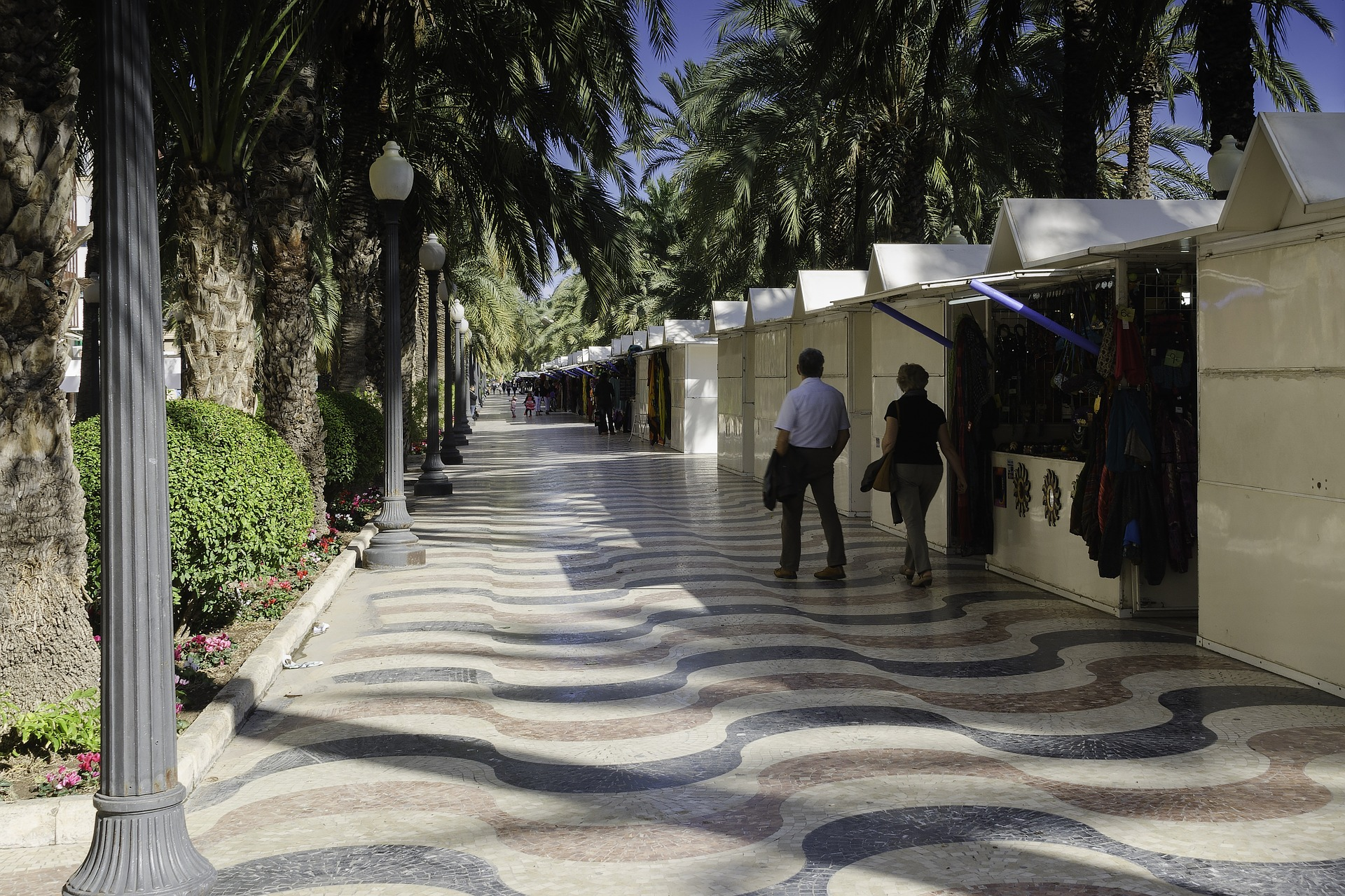 Explanada Espana Alicante
