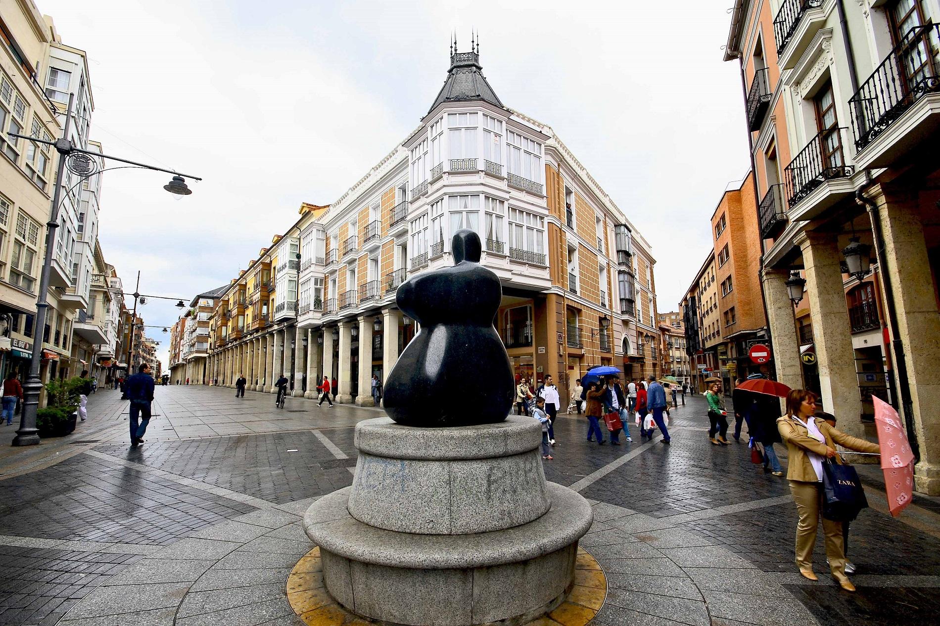 Palencia Centro Ciudad