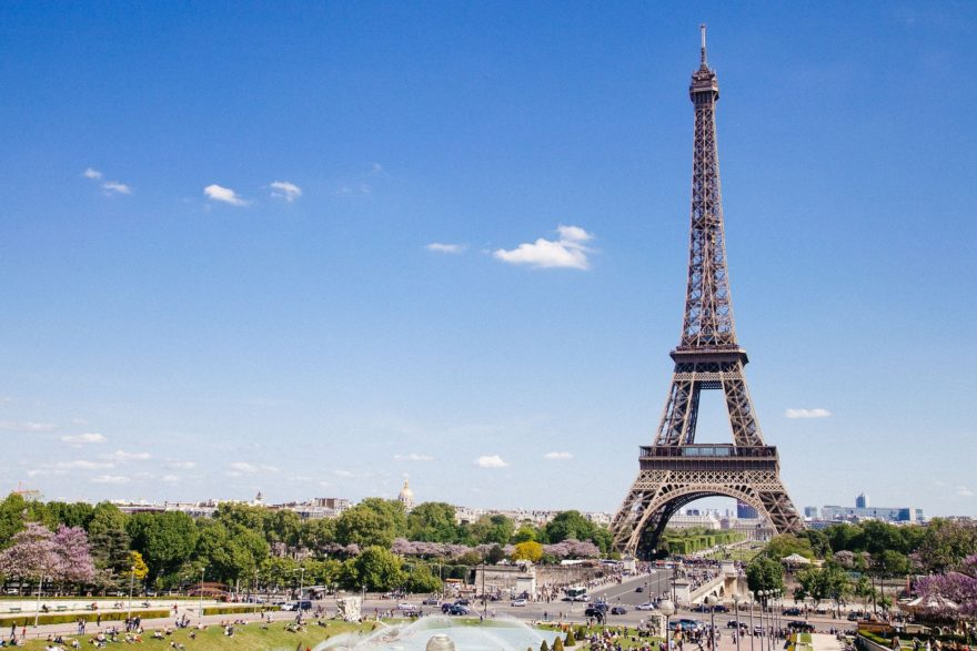 Torre Eiffel Paris General