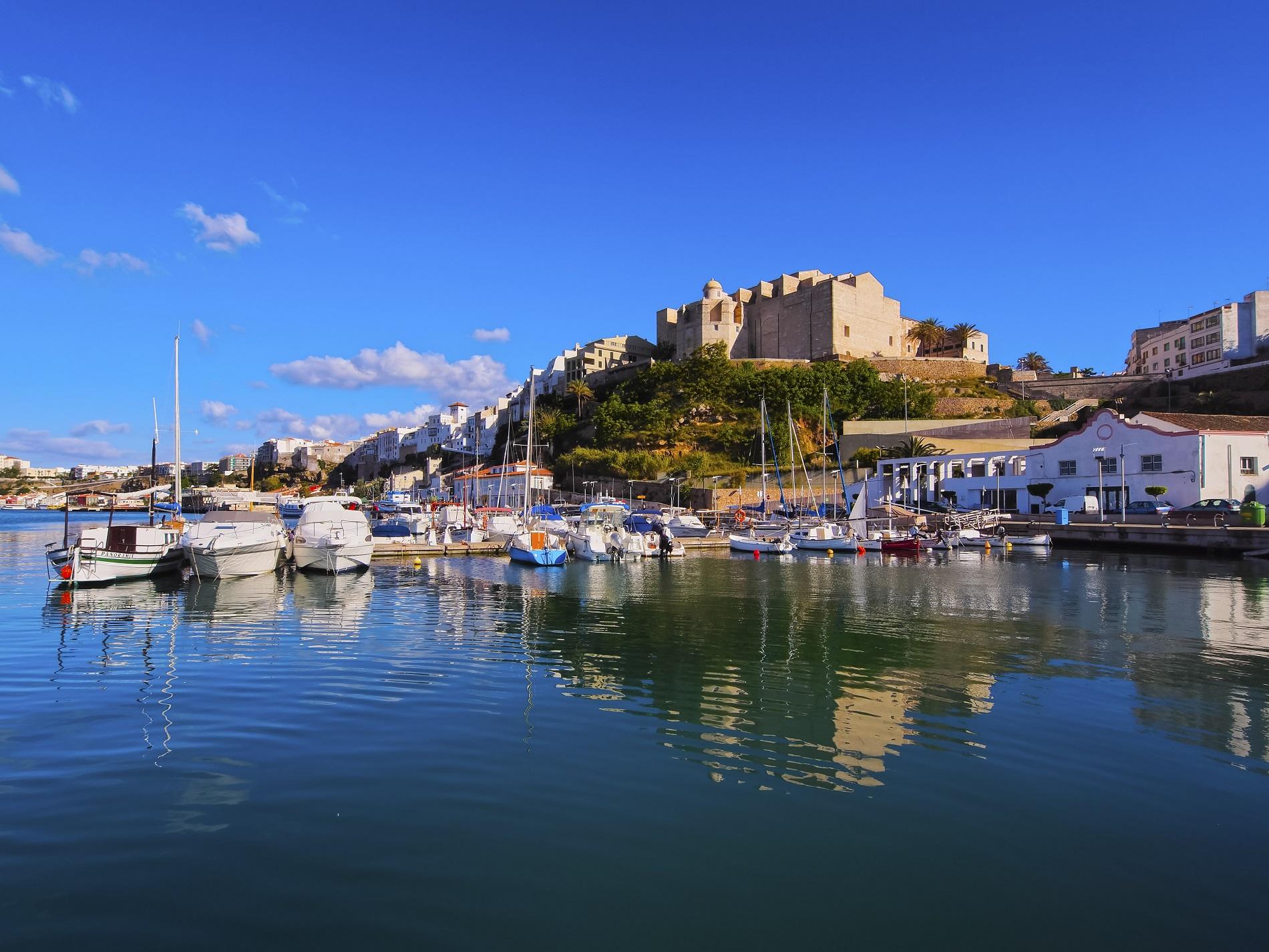 Menorca vacaciones España 2020