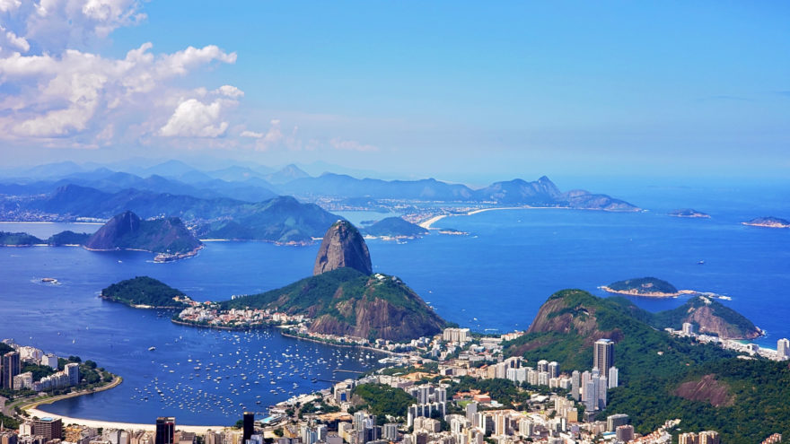 Río de Janeiro es una ciudad Patrimonio de la Humanidad