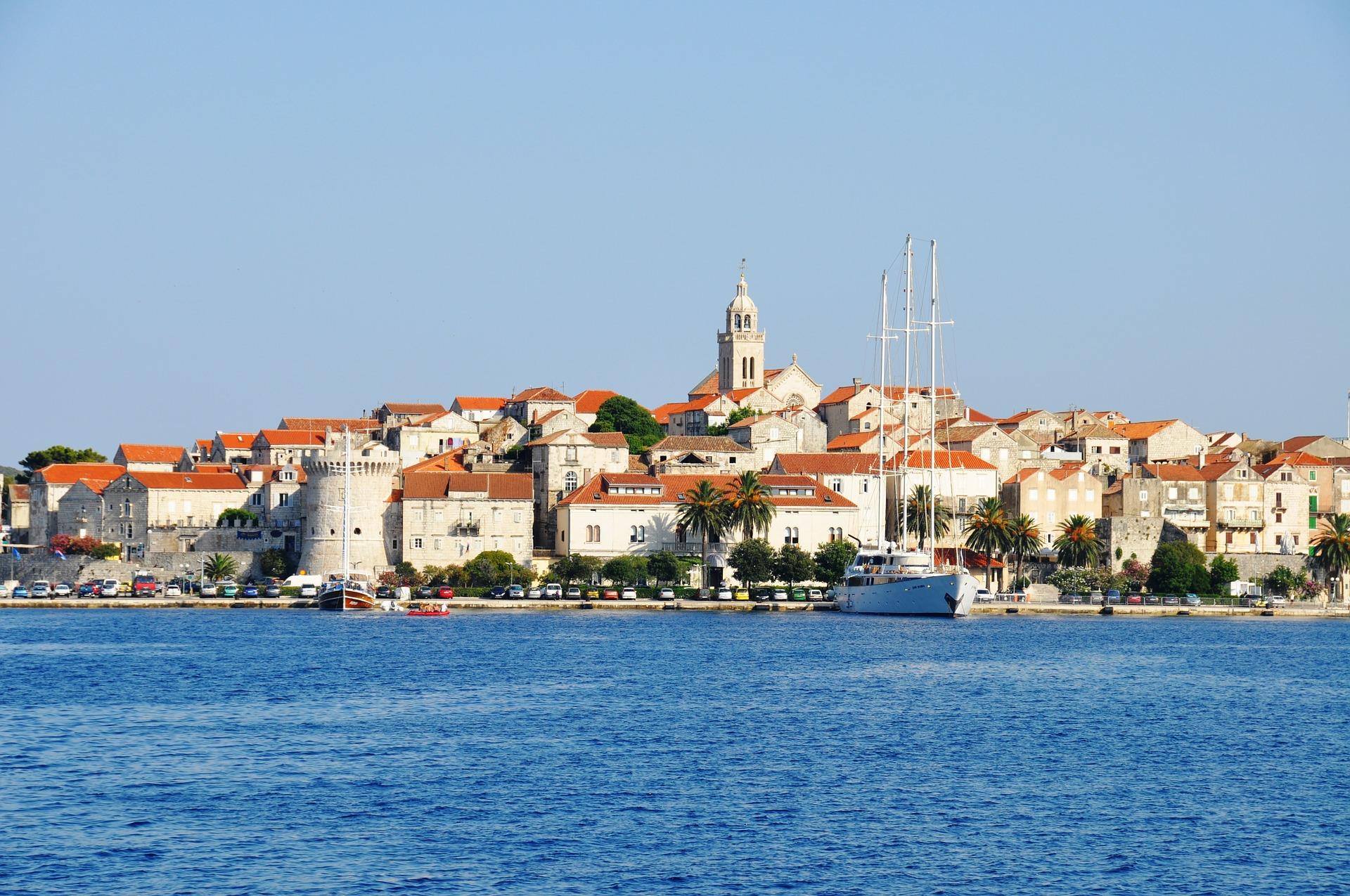 Croacia Korcula Isla