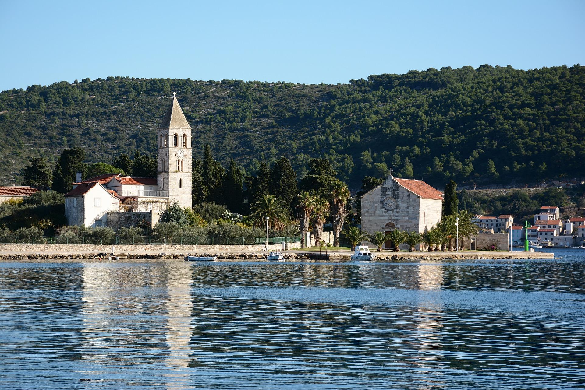 Croacia Vis Isla