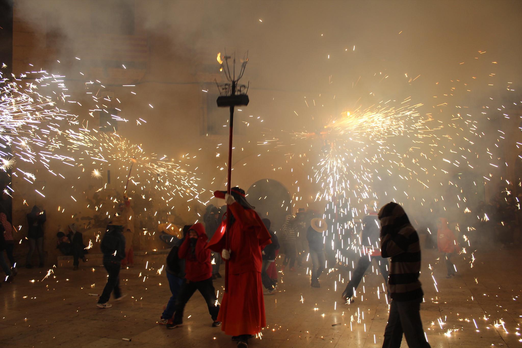 Dimonis Altafulla Fiestas