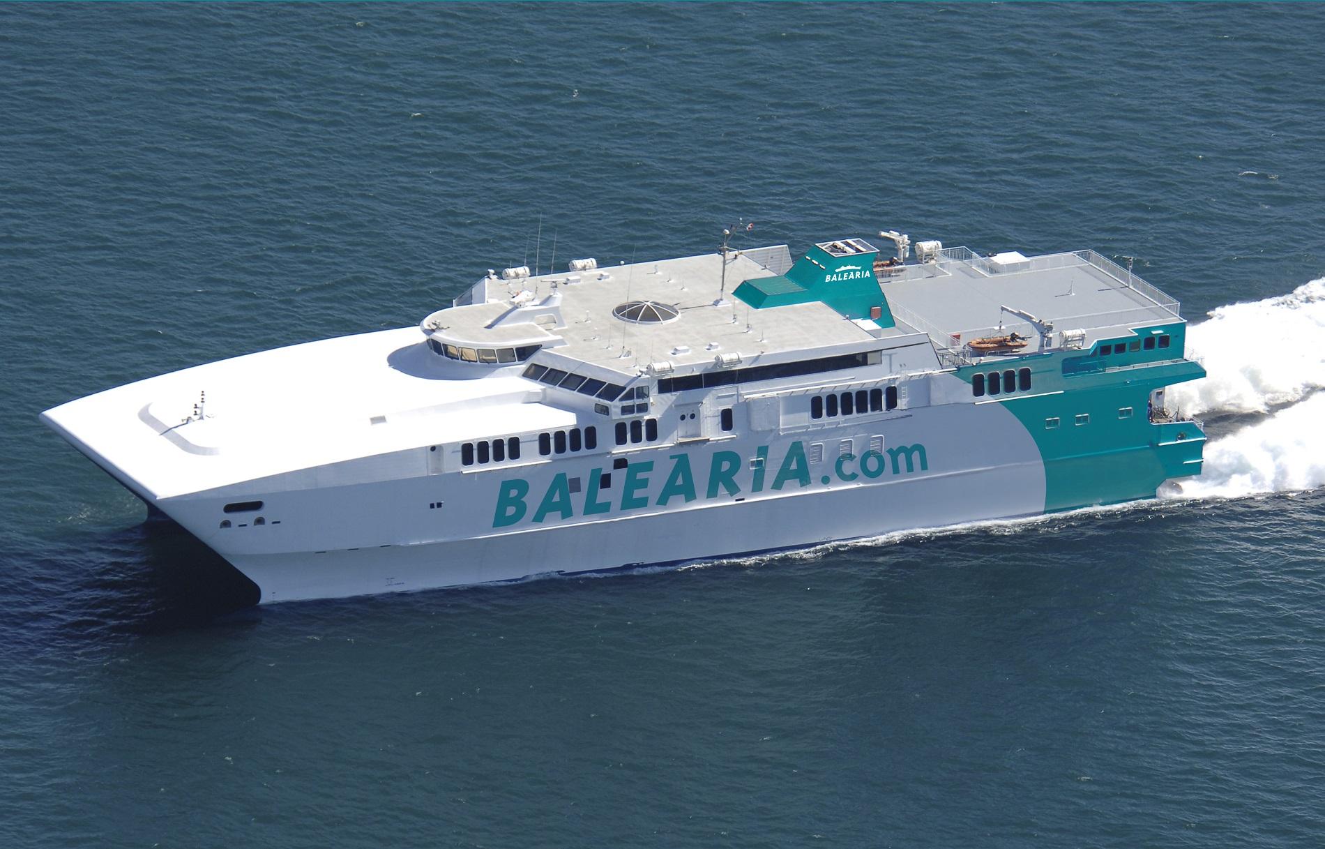 Ferry Rapido Baleares