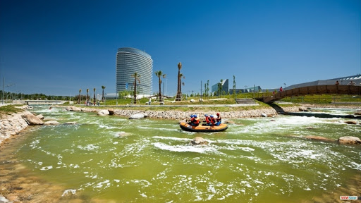 Parque Agua Zaragoza