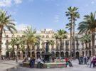 Descubre las plazas porticadas de Barcelona