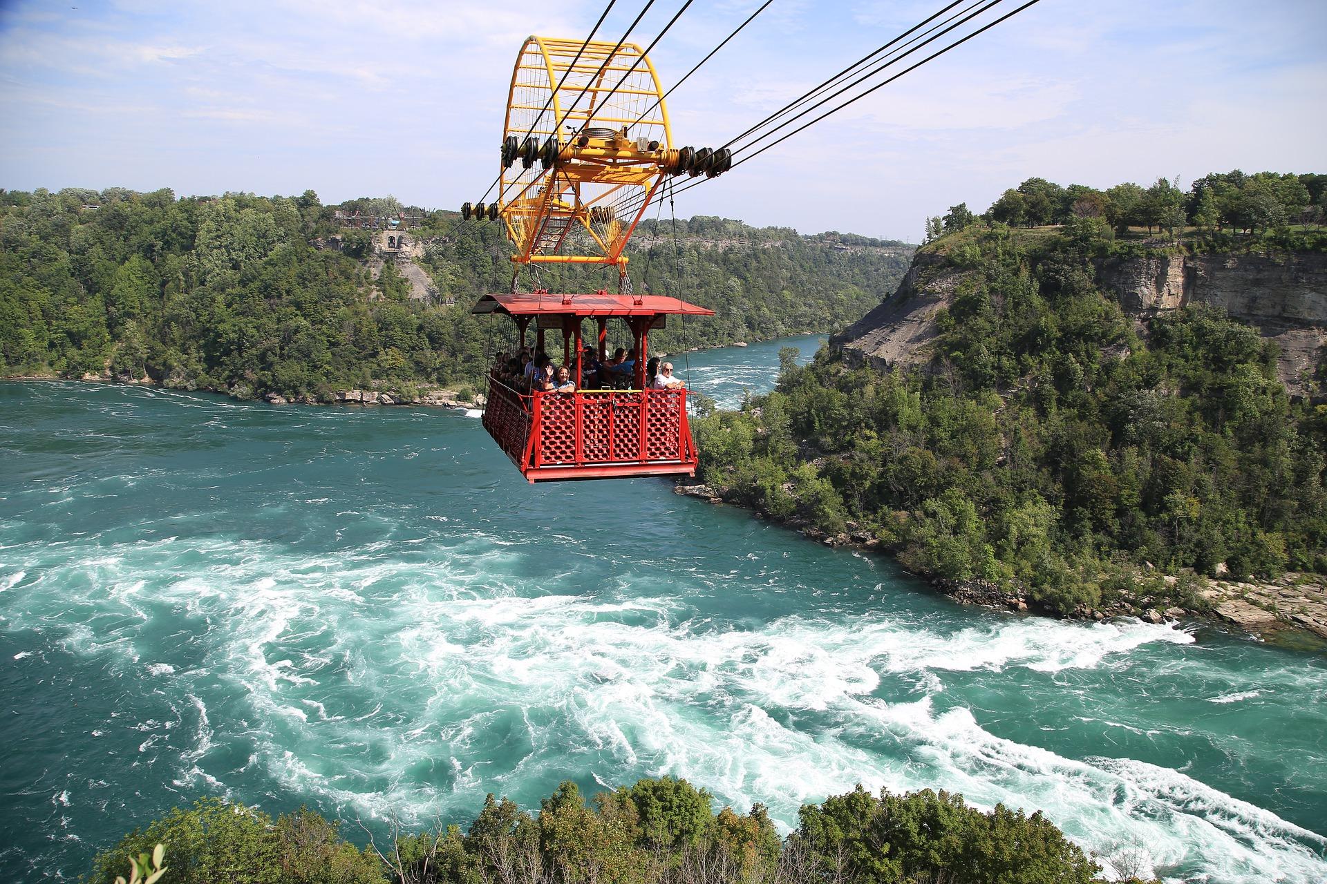 Teleferico Cataratas Niagara