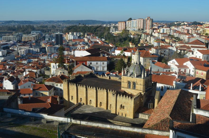 Coimbra es una de las ciudades más antiguas de Portugal