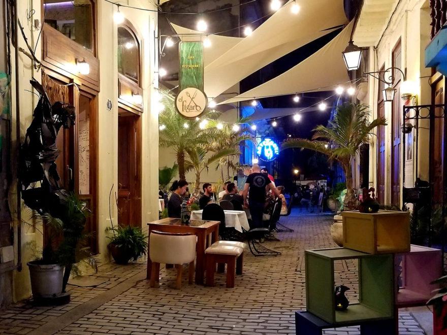 El Fígaro es un restaurante muy recomendable en La Habana