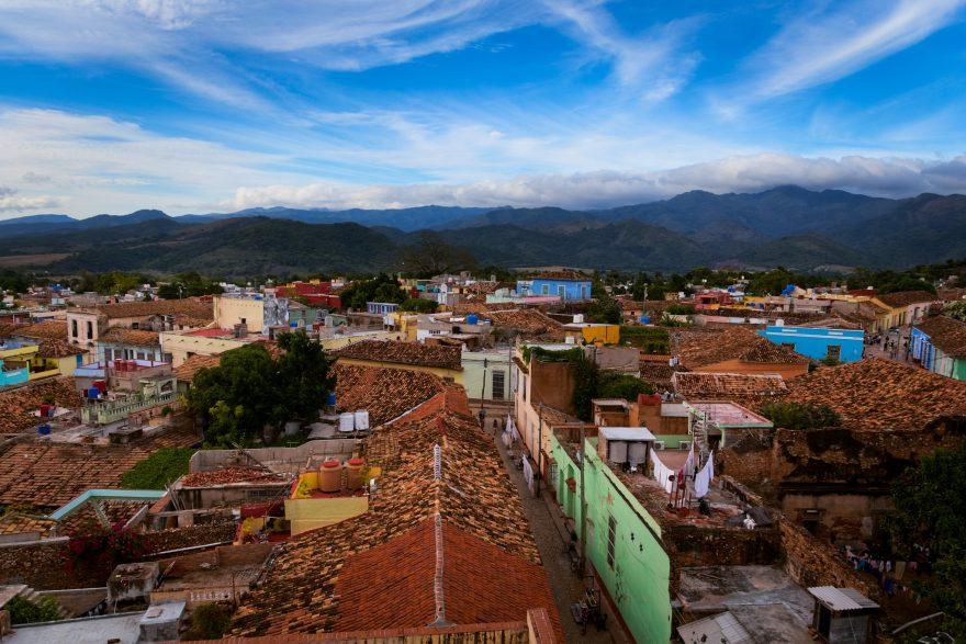Trinidad, en Cuba, es Patrimonio de la Humanidad