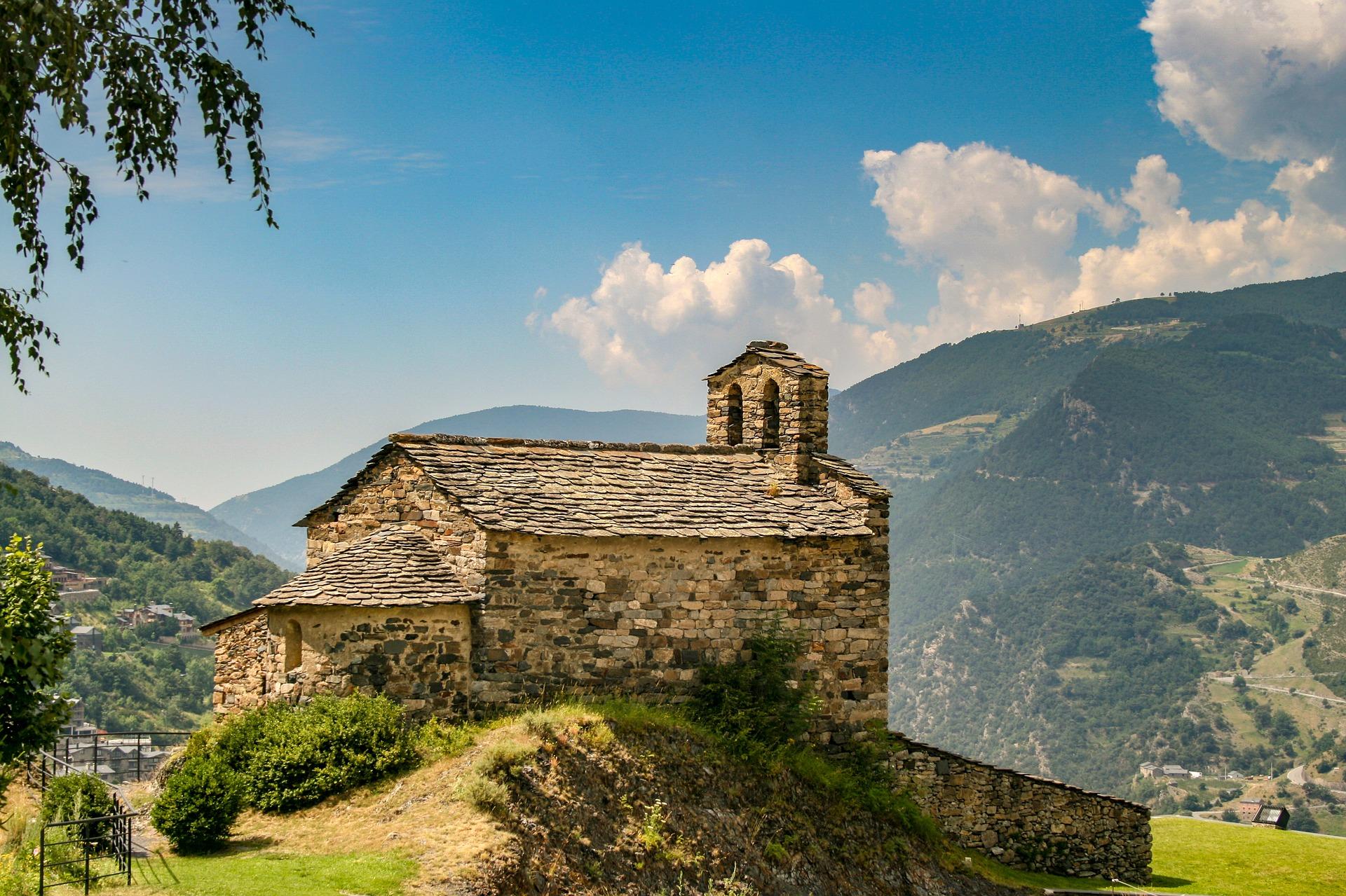 Andorra Iglesias Romanicas