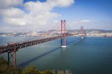 Estos son los puentes de Lisboa, dos iconos de la capital lusa