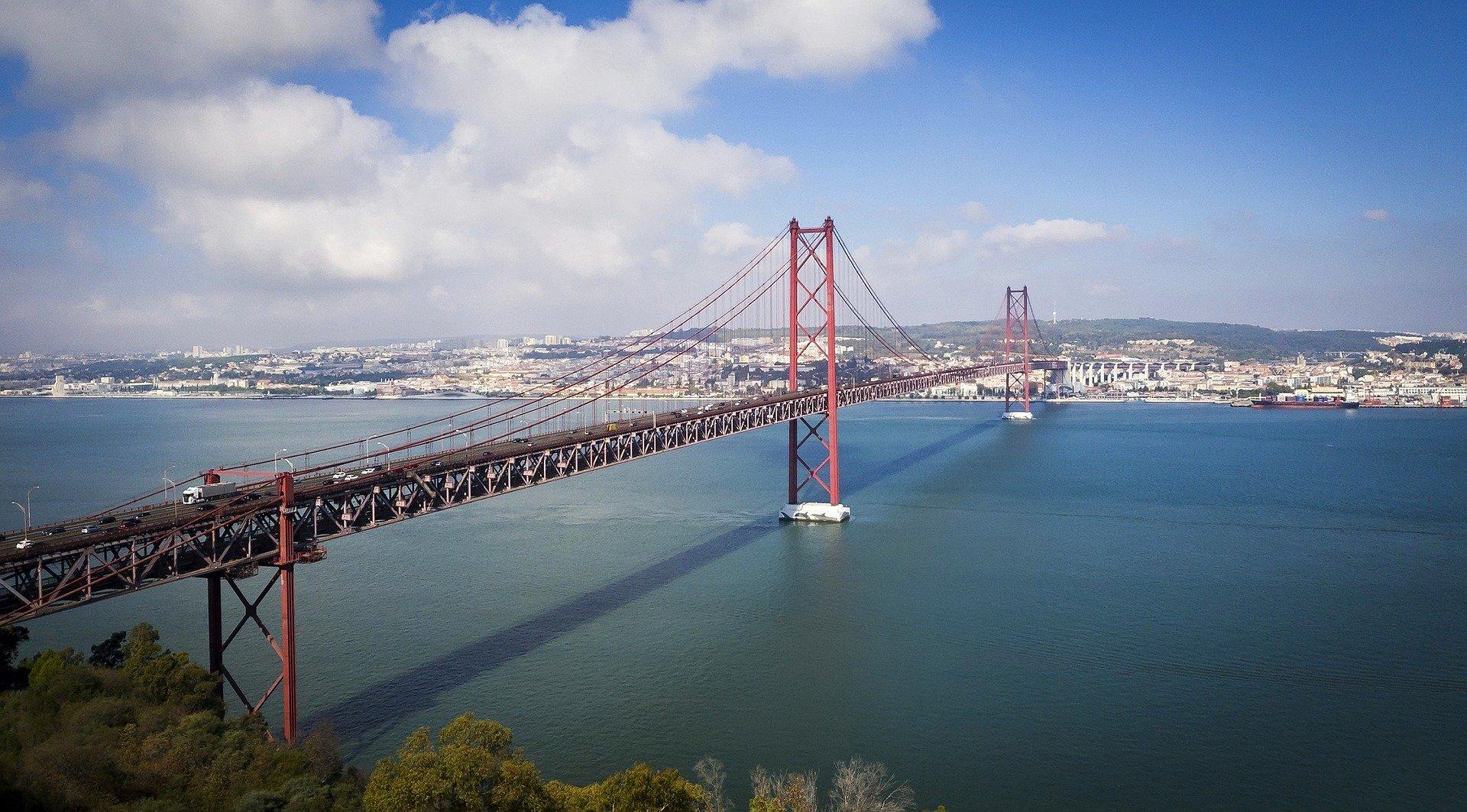 Lisboa Puente 25 Abril