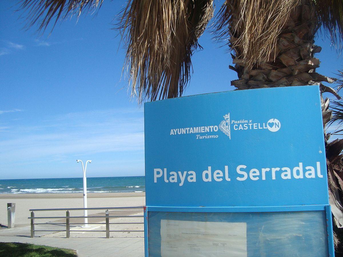 Playa Serradal Castellon 2