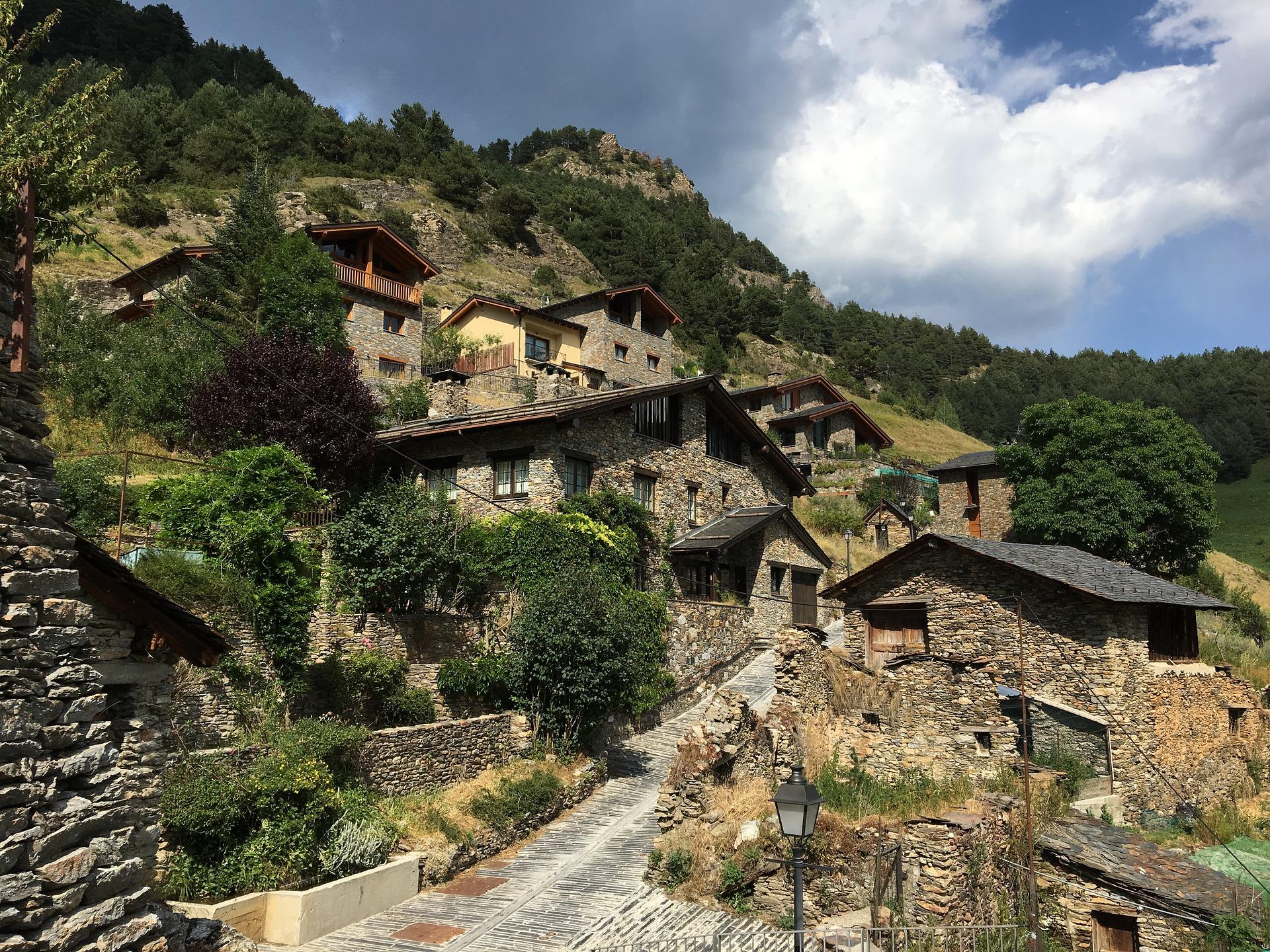 Pueblos Andorra Vacaciones