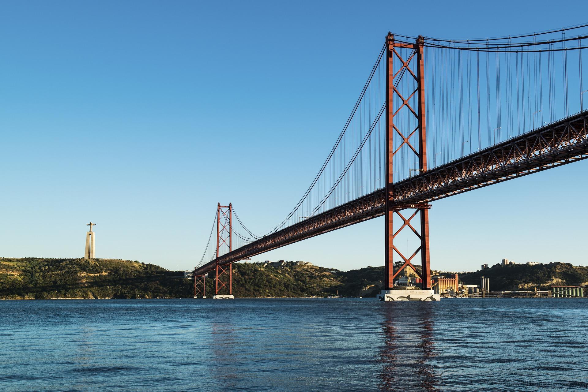 Puente 25 Abril Portugal