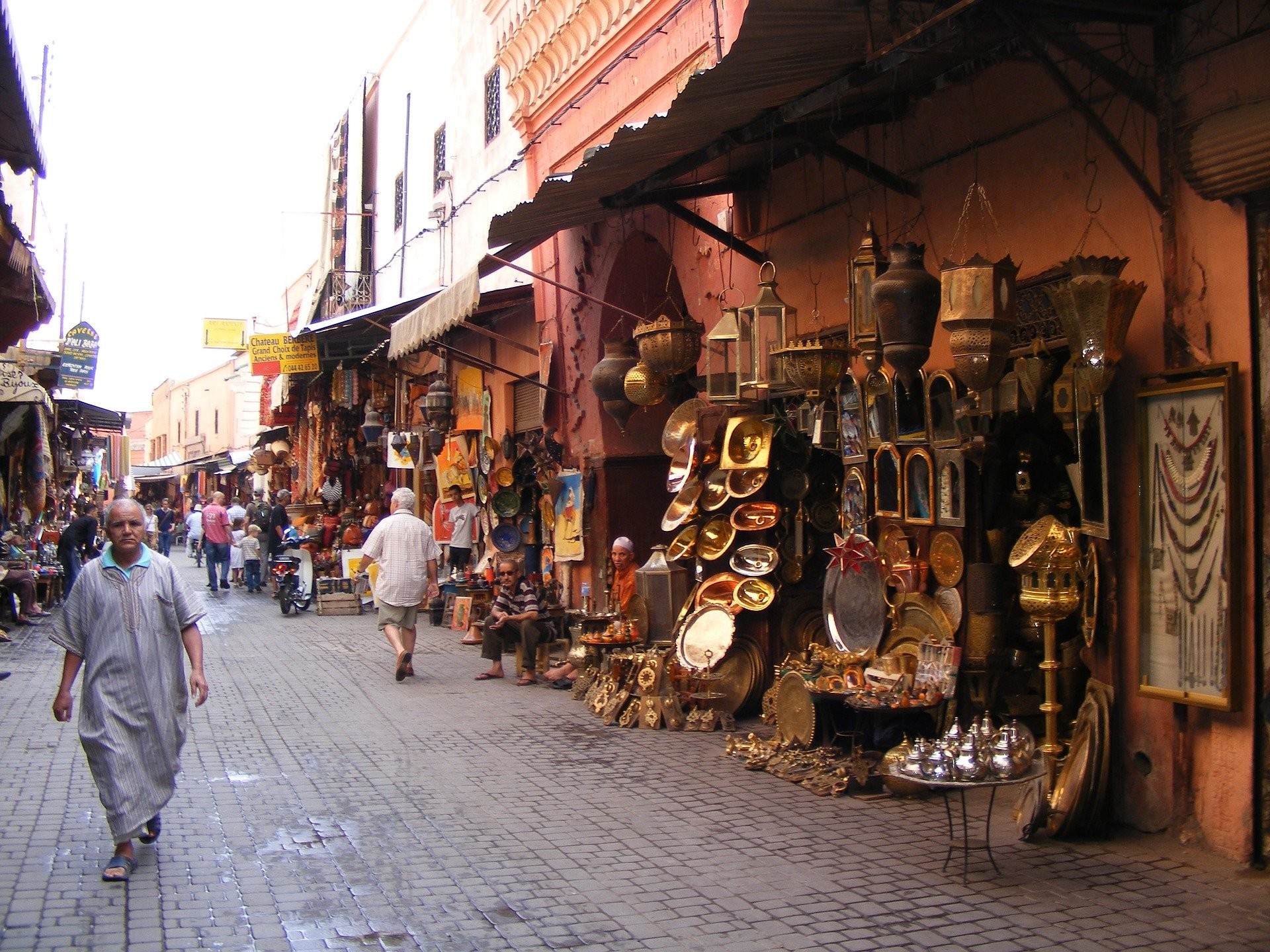 Zoco Marrakech