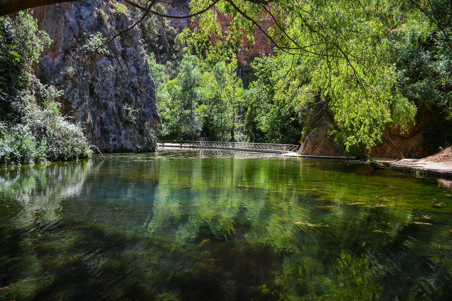 Monasterio Piedra Lago Cristal