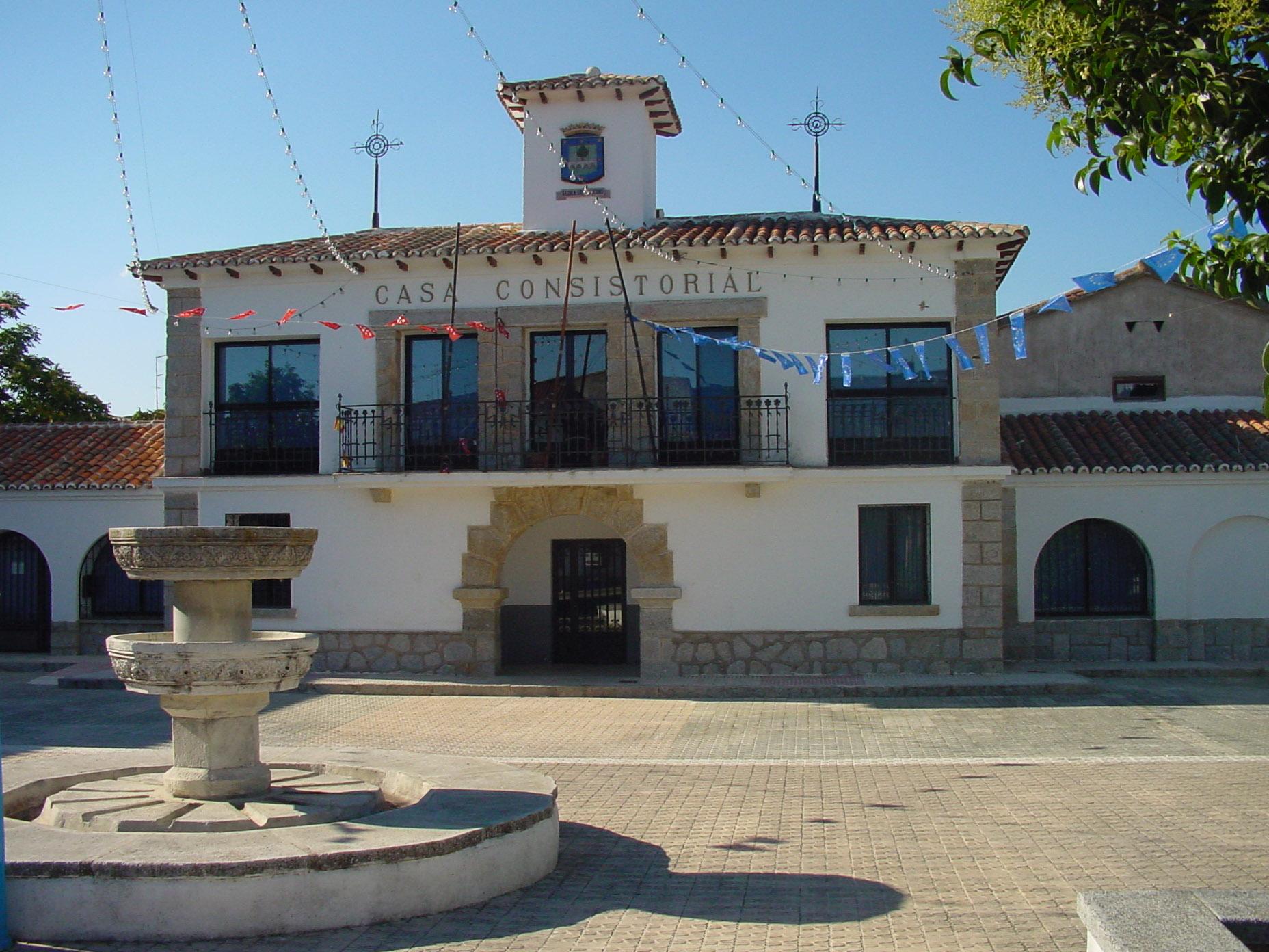 Aldea Del Fresno Localizacion