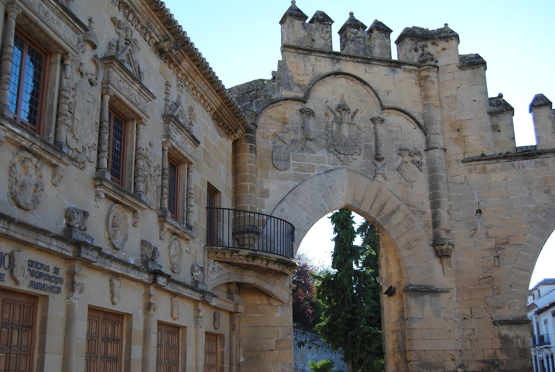 Baeza Ciudad Patrimonio