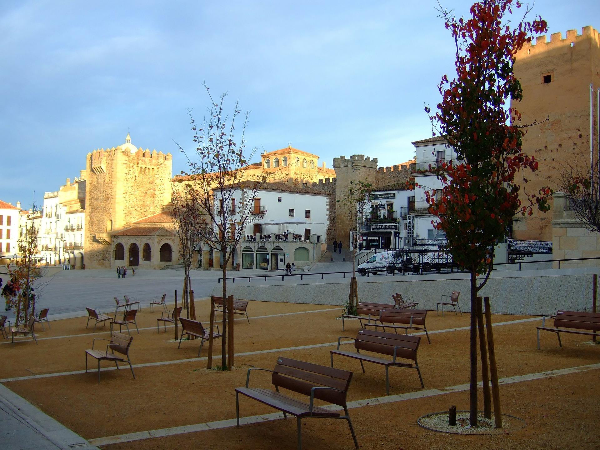 Caceres Ciudad Patrimonio