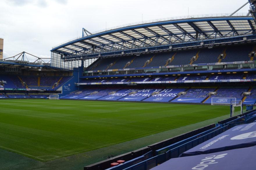 Stamford Bridge es el estadio del Chelsea