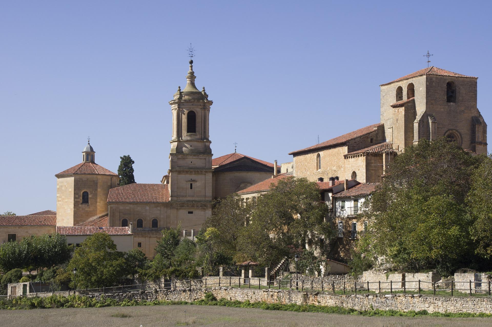 Santo Domingo De Silos Burgos