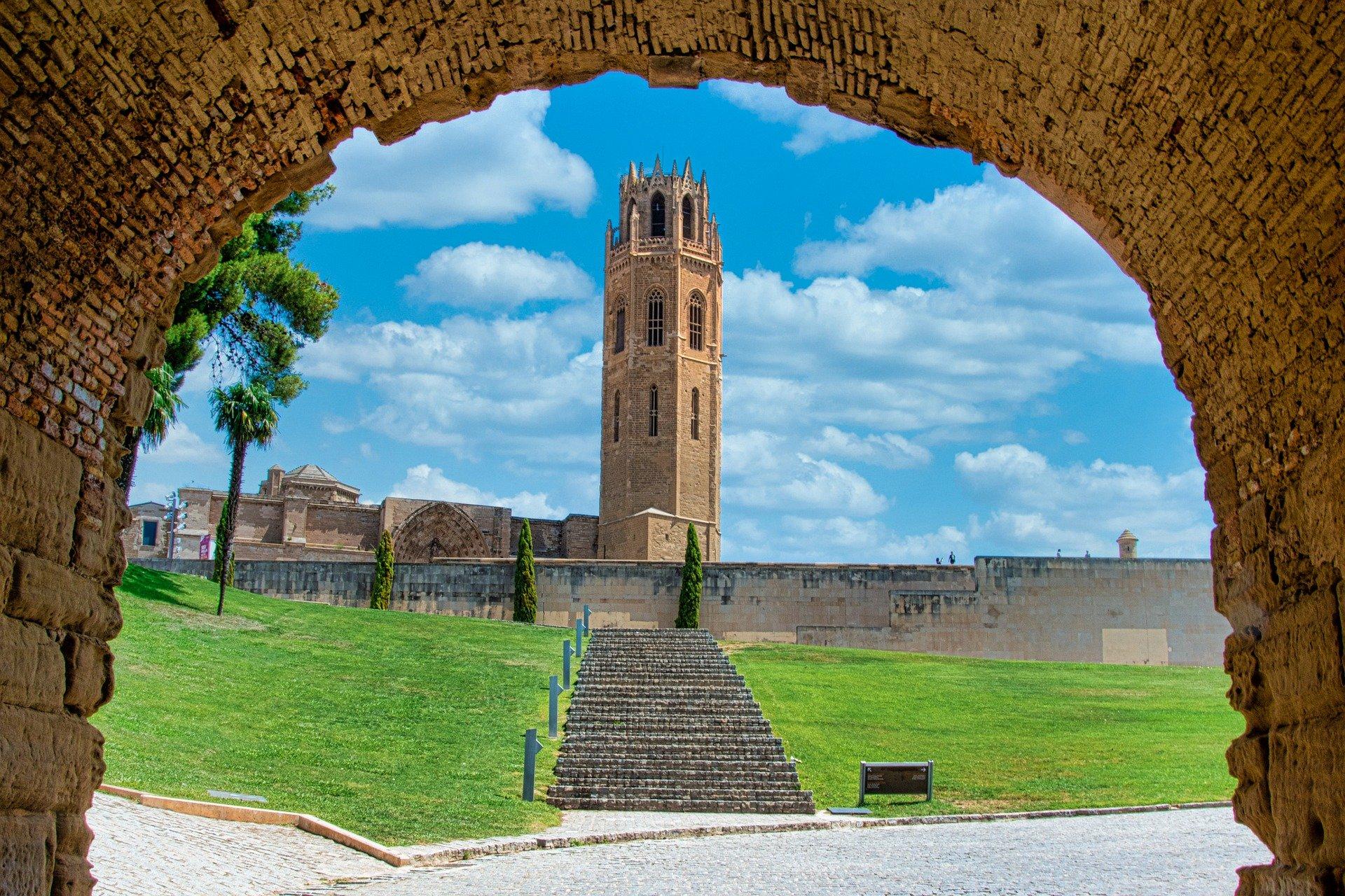 Seu Vella Lleida Campanario