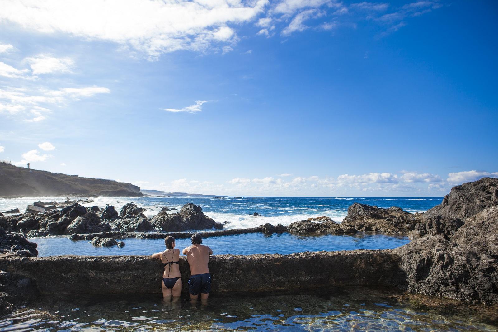 Piscina Natural de Garachico en Tenerife