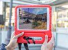 Tecnología de realidad virtual para conocer Madrid desde casa