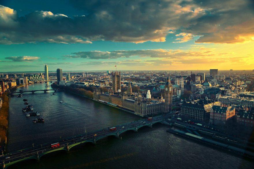 Londres Thamesis
