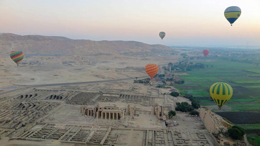 Luxor Globo Egipto