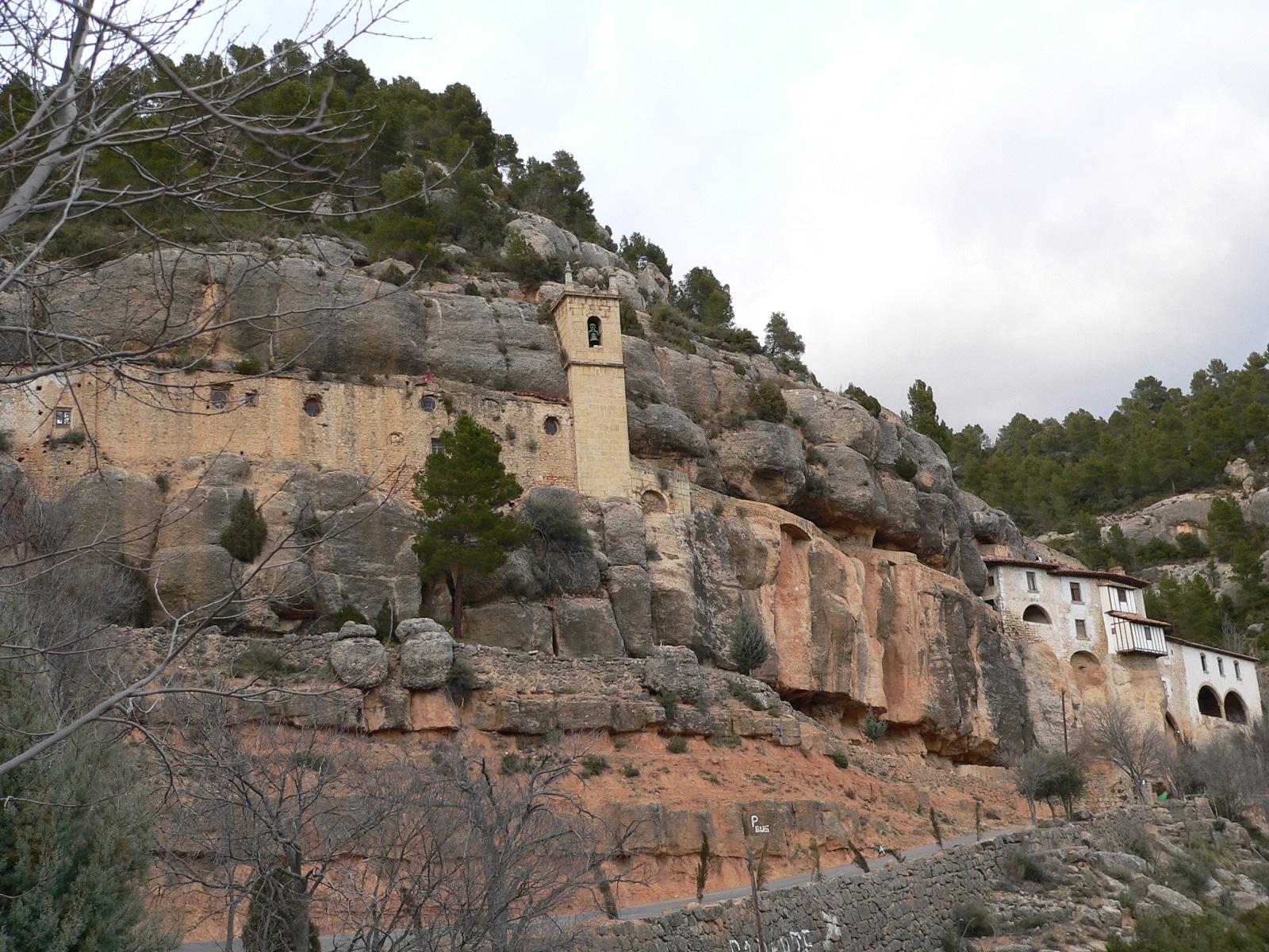Santuario Balma Maestrazgo