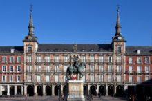La Casa de la Panadería, el edificio principal de la Plaza Mayor de Madrid