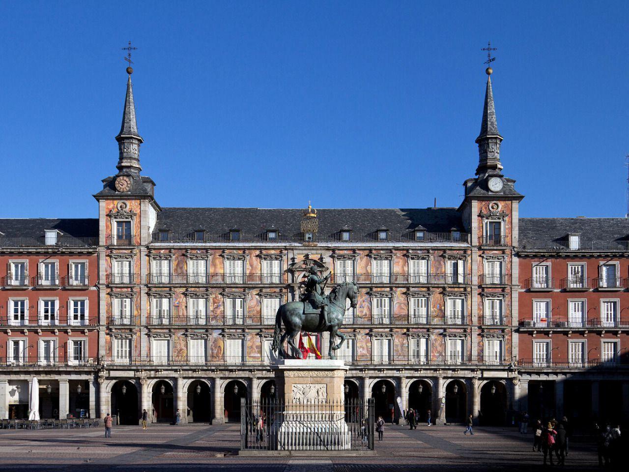 Casa Panaderia Madrid