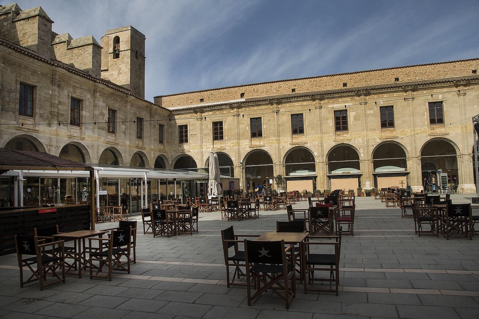 Menorca claustre-jazz