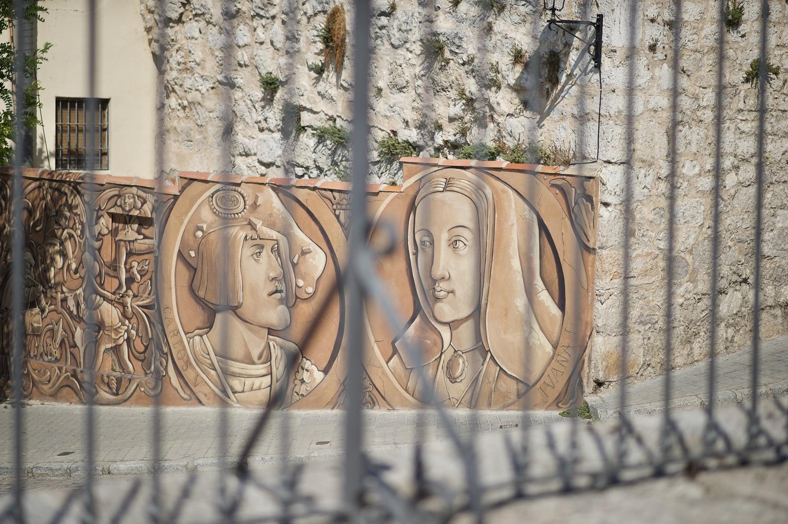 Murales turismo D.O. Rueda