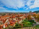Paseos en globo para conocer República Checa desde el aire