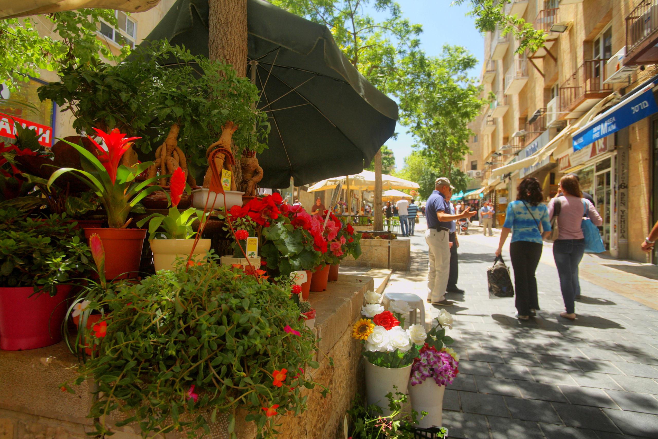 Apertura de turismo en Israel