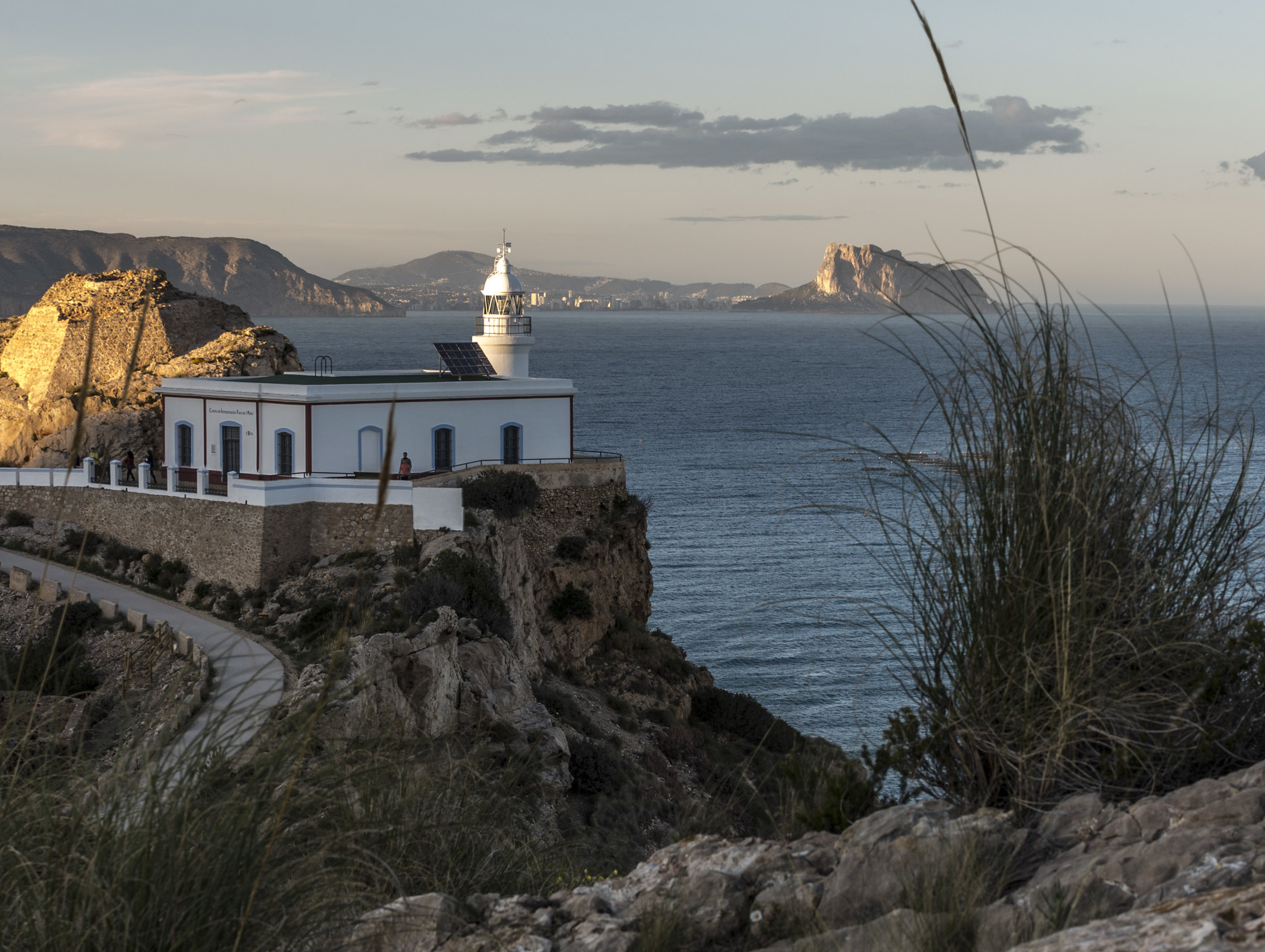 Faro Albir Alicante