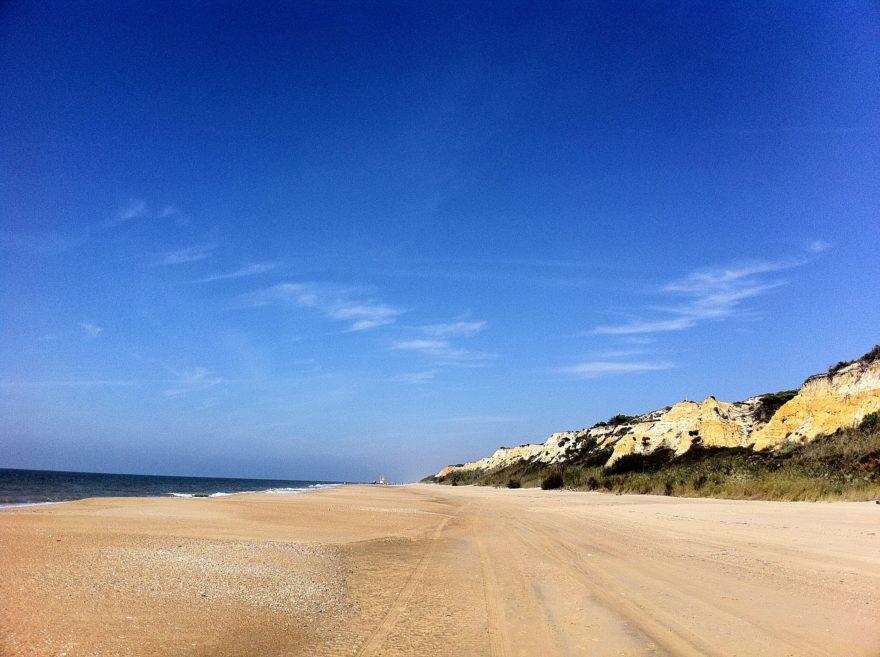 Mazagón y su playa kilométrica, de lo mejor de Huelva