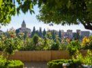 Los mejores parques periurbanos en Andalucía
