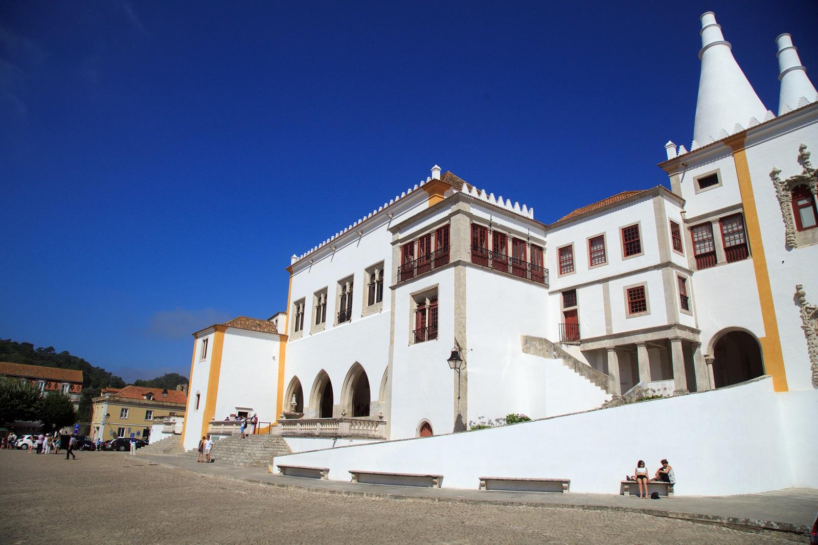 Sintra Palacio Nacional De Sintra